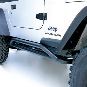 MDF Exterior Accessories - Body Armor | Rock Sliders