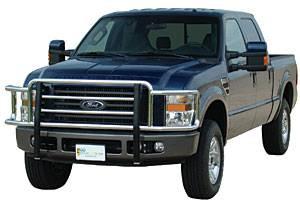 Big Tex Grille Guards - Big Tex Grille Guards for Ford Trucks - GO Industries - Go Industries 77641KIT Big Tex Bracket Kit and Hardware