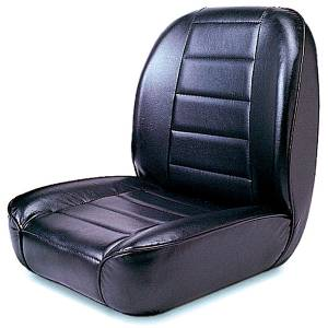 MDF Interior Accessories - Racing Seats - Rugged Ridge Suspension Seats