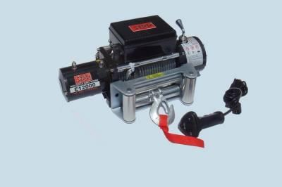 ENGO 77-12000PF EPF12000 12K Premium Finish Winch