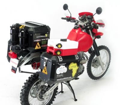 Rotopax - RotopaX RX-DLX-L-PM DLX L-Bracket + Pack Mount