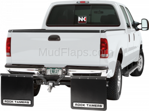 Towing Accessories - Mud Flaps - Rock Tamers