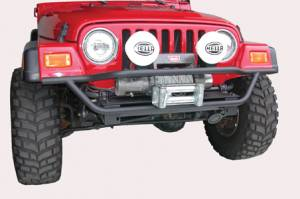 MDF Exterior Accessories - Bumpers - Jeep Bumpers - Olympic 4x4