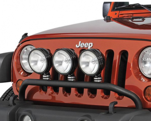 MDF Exterior Accessories - Light Bars - Olympic 4x4 Light Bars