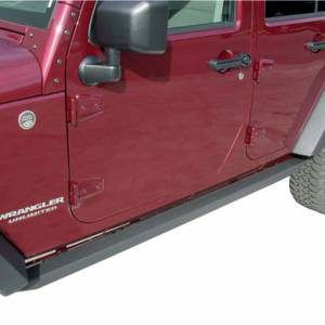 MDF Exterior Accessories - Running Boards | Nerf Bars - Olympic 4x4 Fat Boy 1000 Nerf Bars