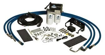 PureFlow Air Dog Fuel Systems - AirDog II - PureFlow Air Dog - PureFlow Air Dog A5SPBC258 Chevy 6.5L Preset @ 8psi 1992-2000 DF-100