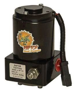 PureFlow Air Dog Fuel Systems - Raptor Fuel Pump - PureFlow Air Dog - PureFlow Air Dog R2SBD053 Dodge Cummins Preset @ 15-17psi 2005-2012 RP-150