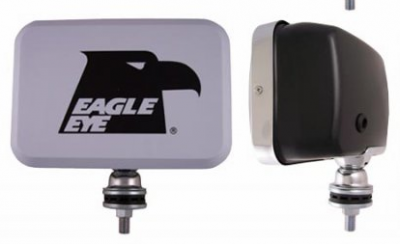 """MDF Exterior Accessories - Eagle Eye Lights - Eagle Eye Lights 1818-2 HID 9"""" Light Covers"""