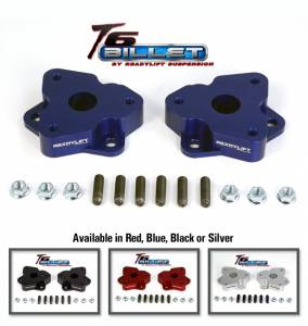 ReadyLIFT Leveling Kits and Lift Kits - T6 Billet Leveling Kits - Dodge