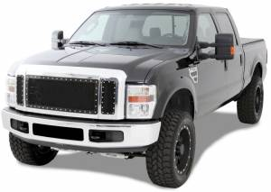 MDF Exterior Accessories - Billet Grilles | Grille Inserts - N-Fab Mesh Grilles