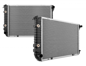 Performance Parts - Electric Fans - Mishimoto Replacement Plastic Radiators