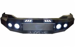 Bumpers - Boondock Bumpers - Boondock 85 Series Base Bumpers