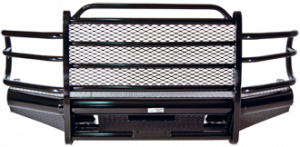 Tough Country Bumpers - Traditional Front Bumper - Ford