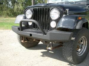 Bumpers - Tough Country Bumpers - Jeep Bumpers