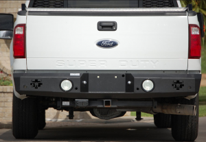 Bumpers - Tough Country Bumpers - Rear Bumpers