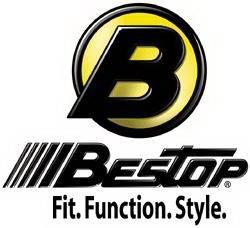 Bumper - Bumper- Front - Bestop - Bestop 44901-01 HighRock 4x4 Full Width Front Bumper