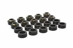 Day Star Body Mounts - Chevy/GMC - Daystar - Daystar KG04008BK Body Mounts Std. Cab 12 Pcs. & Washers 1967-1972 Chevy/GMC PU 2WD