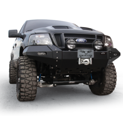 MDF Exterior Accessories - Bumpers - VPR 4x4 - VPR 4x4 VPR-108 Front Bumper Ultima Ford F150 2011-2012