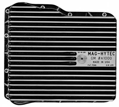 Performance Parts - Differential Covers - Mag Hytech - Mag Hytec A1000 Transmission Pan Duramax 2001-2007 LMM