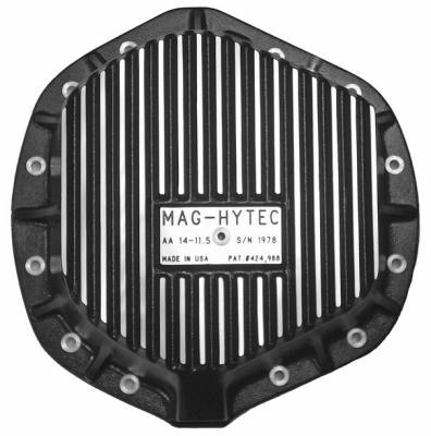 "Performance Parts - Differential Covers - Mag Hytec - Mag Hytec AA14-11.5 Differential Cover GM and Dodge 11.5"" 14 Bolt 8 Quart Capacity"