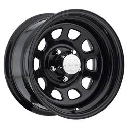Wheels and Tires - Search Steel Wheels - Pro Comp Rock Crawler Series 51 Black Wheels