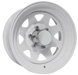 Wheels and Tires - Search Steel Wheels - Pro Comp Rock Crawler Series 82 White Wheels