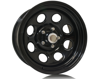 Wheels and Tires - Search Steel Wheels - Pro Comp Rock Crawler Series 98 Black Monster Mod Wheels