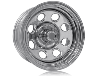 Wheels and Tires - Search Steel Wheels - Pro Comp Rock Crawler Series 99 Chrome Monster Mod Wheels