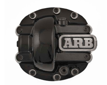 Performance Parts - Differential Covers - ARB 4x4 Accessories - ARB 0750003B Black ARB Differential Cover Dana 44