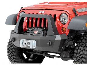 MDF Exterior Accessories - Bumpers - Jeep Bumpers - Rock Slide Engineering