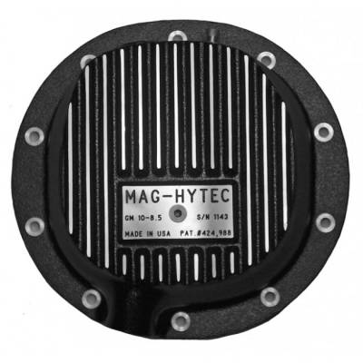 Differential Covers - Mag Hytec - Mag Hytech - Mag Hytec GM10-8.5 GM 10 Bolt Differential Cover 6 Quart Capacity