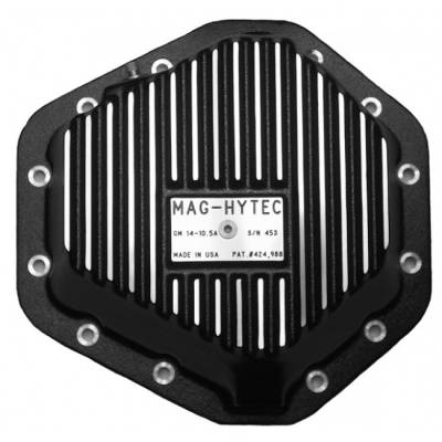 "Differential Covers - Mag Hytec - Mag Hytech - Mag Hytec GM14-10.5A GM 10.5"" Differential Cover 14 Bolt 6 Quart Capacity"