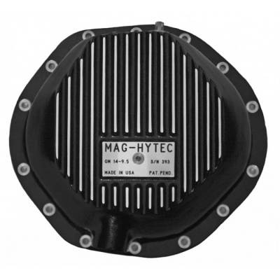 "Differential Covers - Mag Hytec - Mag Hytech - Mag Hytec GM14-9.5 GM 9.5"" Differential Cover 14 Bolt 6 Quart Capacity"