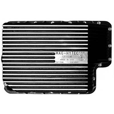 Differential Covers - Mag Hytec - Mag Hytech - Mag Hytec F5R110W Transmission Pan Ford Power Stroke 6.4L Diesel 2008-Up