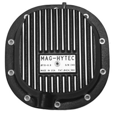 Differential Covers - Mag Hytec - Mag Hytech - Mag Hytec 10-8.8 Differential Cover Ford 8.8
