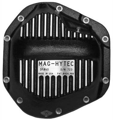 Differential Covers - Mag Hytec - Mag Hytech - Mag Hytec 60-DFV Vented Front Differential Cover 2002.5-2003 Dodge Ram D60