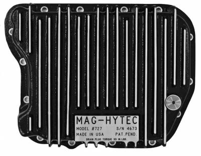 Differential Covers - Mag Hytec - Mag Hytech - Mag Hytec 727-D Transmission Pan