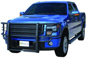 MDF Exterior Accessories - Grille Guards & Brush Guards - Go Industries Ultimate Armor Rancher Grille Guards
