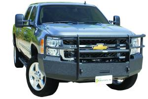 MDF Exterior Accessories - Bumpers - GO Industries Ultimate Armor Bumpers