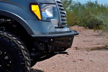 Addictive Desert Design Bumpers - Ford F150 and F150 EcoBoost - Addictive Desert Designs - Addictive Desert Designs ADDFB052001250103 Venom Front Bumper Front F150 2009-2013