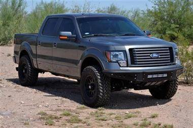 Addictive Desert Design Bumpers - Ford F150 and F150 EcoBoost - Addictive Desert Designs - Addictive Desert Designs ADDFB102001250103 Venom Front Bumper Front F150 EcoBoost 2009-2013