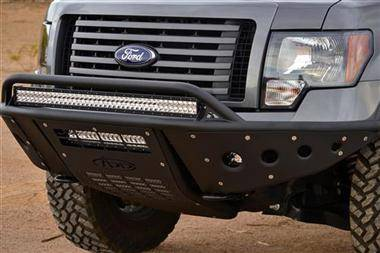Addictive Desert Design Bumpers - Ford F150 and F150 EcoBoost - Addictive Desert Designs - Addictive Desert Designs ADDFB103192400103 Standard Front Bumper Ford F150 EcoBoost 2011-2013