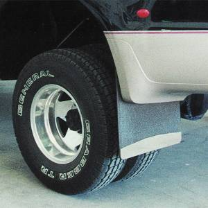 Mud Flaps for Dually Trucks - Pro Flaps Dually Mud Flaps