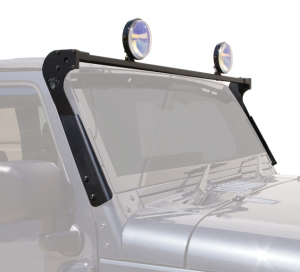 MDF Exterior Accessories - Light Bars - Carr Jeep Light Bars