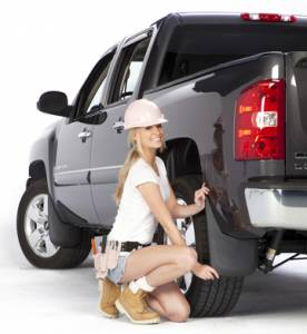 Mud Flaps by Vehicle - Mud Flaps for Trucks - Husky Mud Flaps
