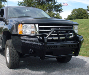MDF Exterior Accessories - Bumpers - Frontier Bumpers