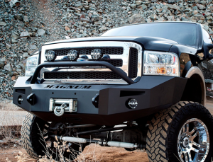 MDF Exterior Accessories - Bumpers - ICI Magnum Winch Bumpers